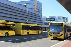 Minor changes to some Tauranga timetables and routes Monday 14 October